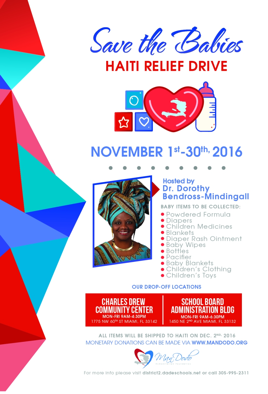 Save the Babies Haiti Relief Project